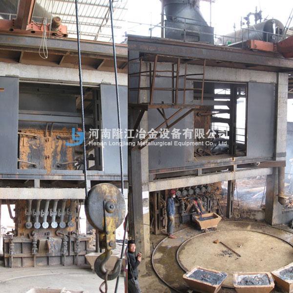 1.5m2铅鼓风炉 氧化铅冶炼设备
