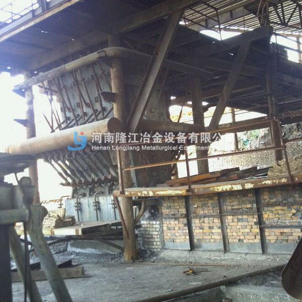 2.6m2铜鼓风炉 焦炭炉高炉 炼铜