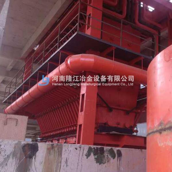 7.2m2铅鼓风炉 硫化铅矿熔炼炉