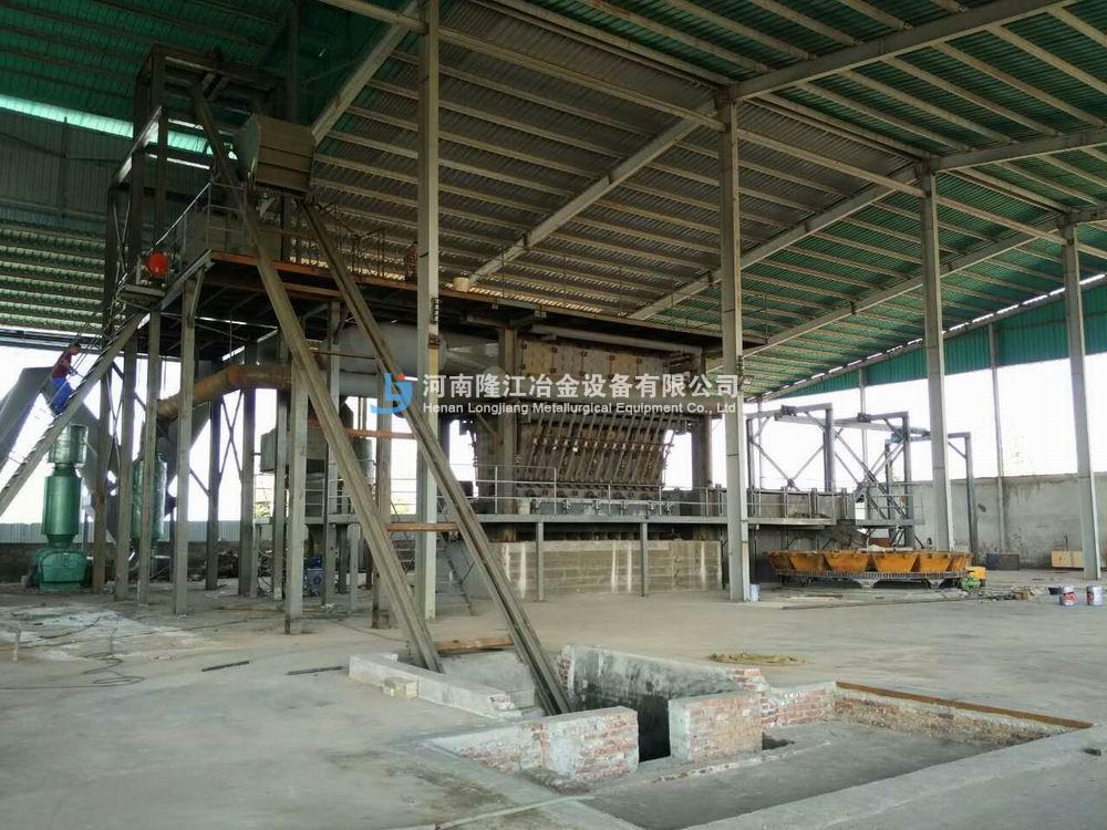 2015年 5m2铜鼓风炉 老挝